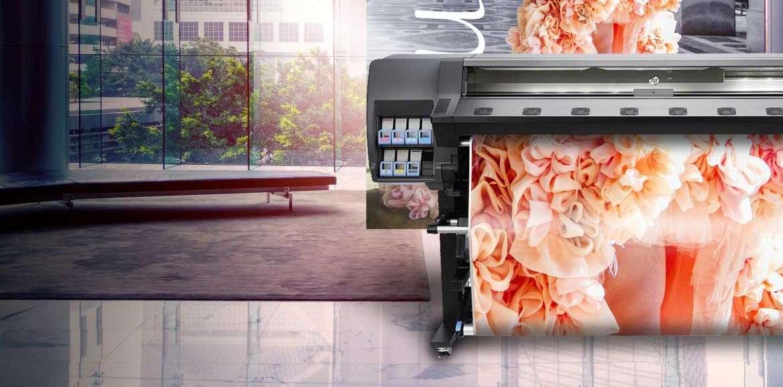 Stampa digitale di grande formato