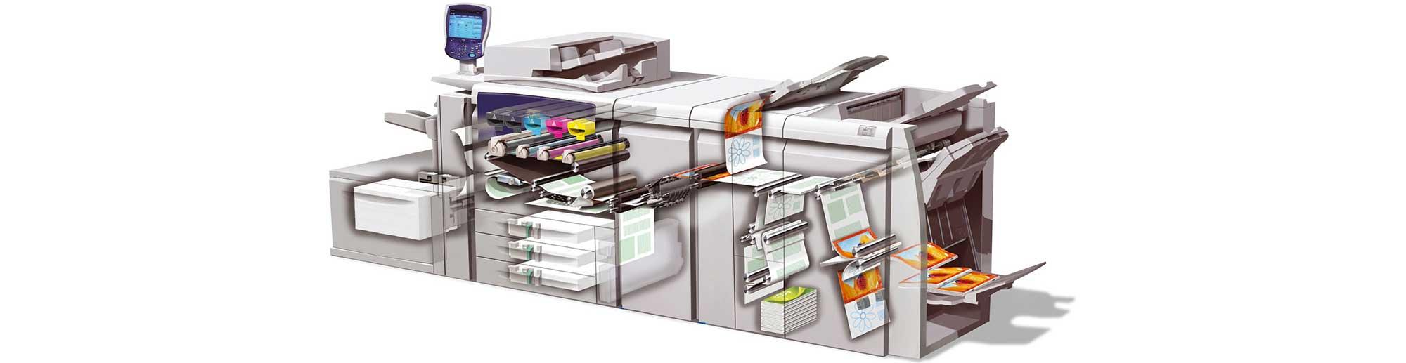 stampa digitale - seristampa