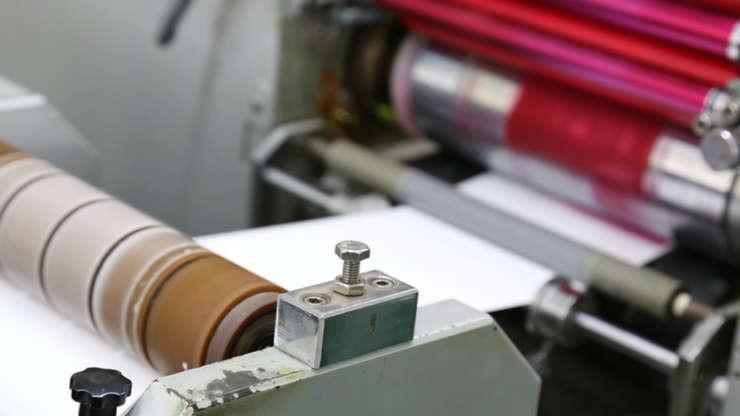 La stampa offset: come funziona e quali sono i vantaggi